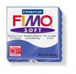 Fimo soft brilant blue 33