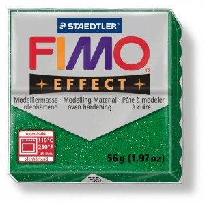 Fimo effect green 502