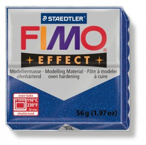 Fimo effect blue 302