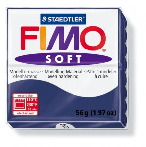 Fimo soft windsor blue 35